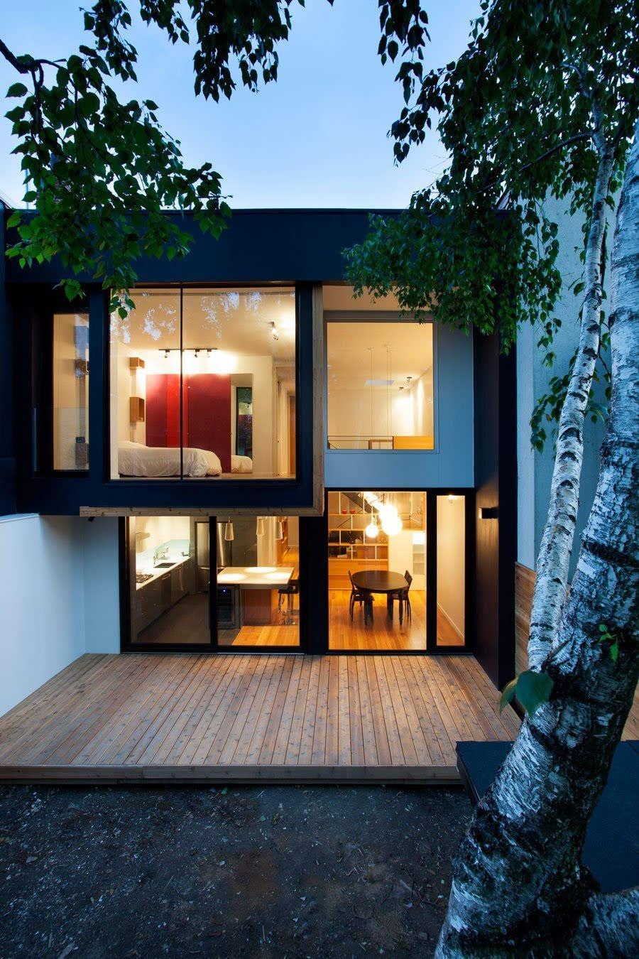 二层别墅图片大全_旧房子的新软装设计