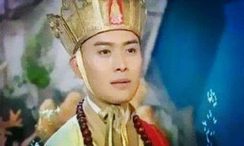 他是最帅唐僧,很多人都没有听说过他,他也很少出现在媒体面前