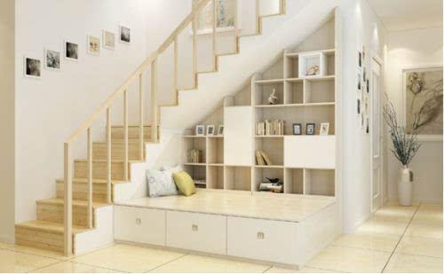 合理设计的储物间和衣帽间,衣柜等都能有效集中储物,集中进行不同分类