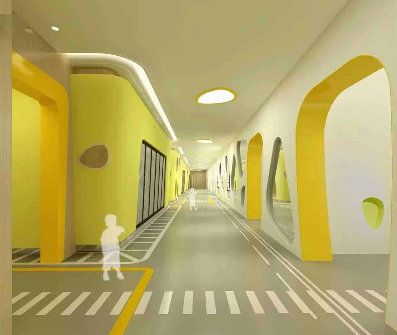全国首例幼儿园与售楼处的跨界联合,艳惊四座!