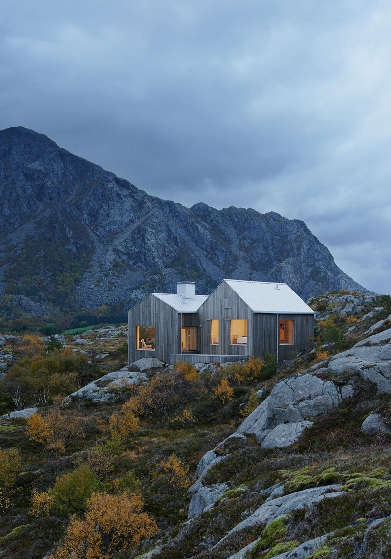 大自然的馈赠_经济型别墅设计