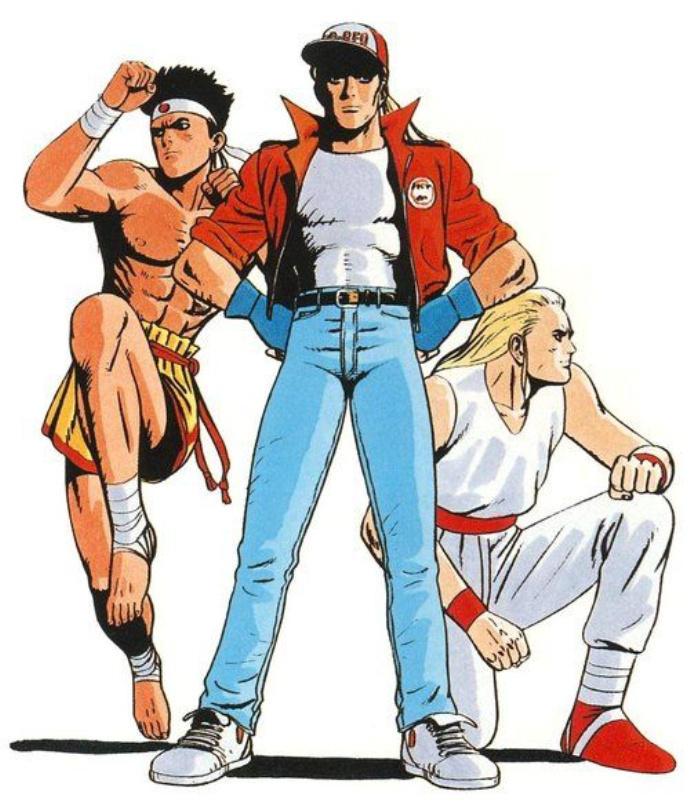 格斗系3人娘 作者