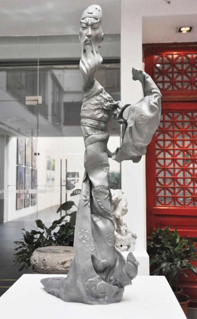 雕塑系大学毕业生求职信范文