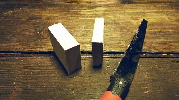 woodcube木作diy系列之手工制作椴木收纳小木盒