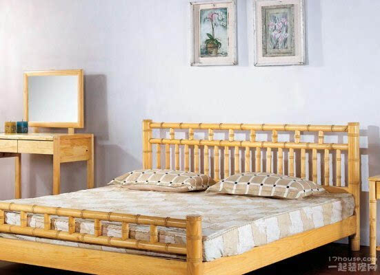 奇思妙想松木家具 创造精致家居空间