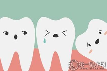 口腔医学专家指出,作为人体的重要器官,牙齿具有咀嚼,发音,表情等图片