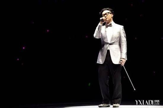 韩国评价陈奕迅在韩国唱浮夸 演唱会上表现惊艳众人