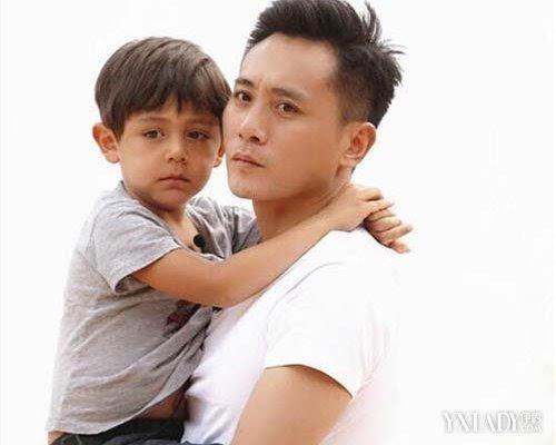 刘烨儿女刘霓娜和诺一激情深 爸爸称哥哥是妹妹心中勇士