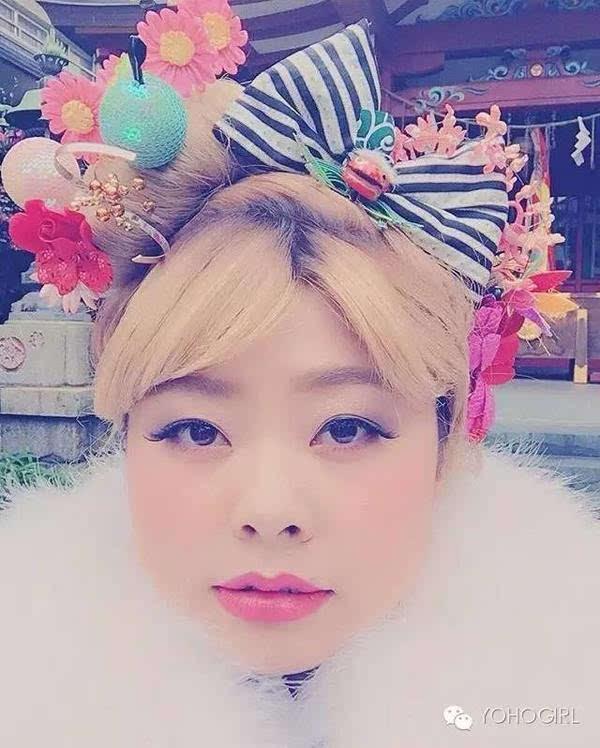 渡边直美,我敬你是地球上最会化妆的胖子