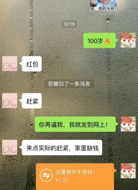 杜淳生日贾乃亮送一块钱还用甜馨表情包 杨幂只送一毛钱图片