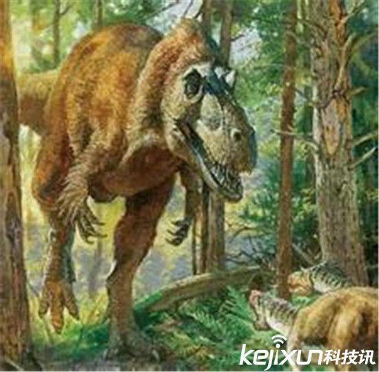 魔鬼蛙狗鳄霸王龙 动物世界十大史前巨兽