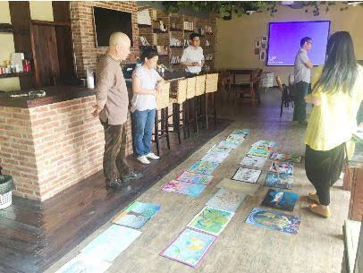 中小学生环保主题绘画大赛结果揭晓(图)