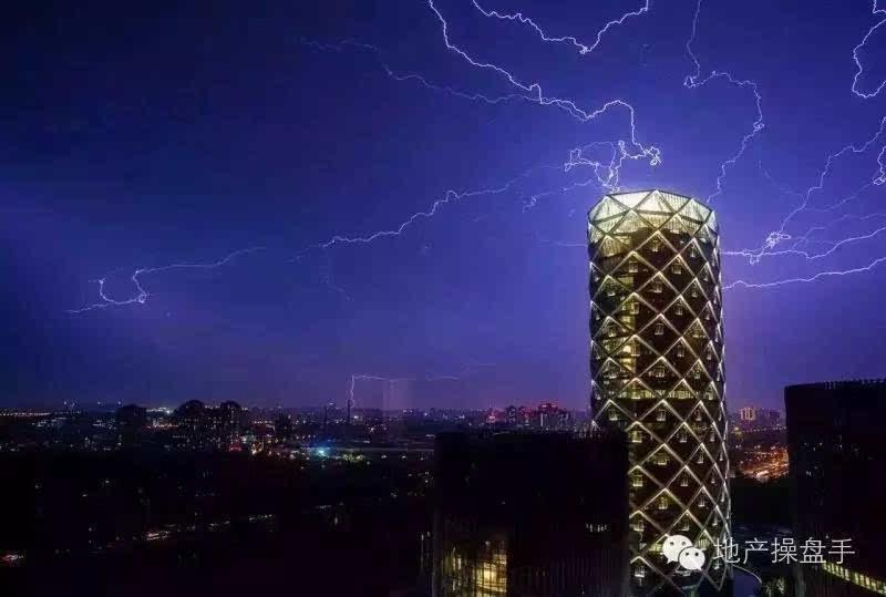 十年不遇彩虹 晚霞下,北京9大最美城市地标(多图)