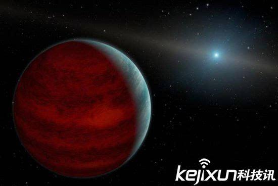 大小约和木星相仿