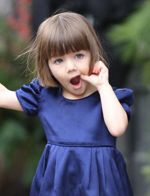 可爱欧美范小女生图片