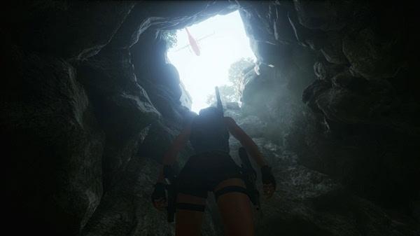虚幻4重置《古墓丽影2》:劳拉终于圆润了图片