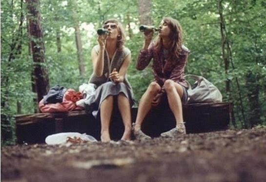 最好的友情是各自忙乱,互相挂牵