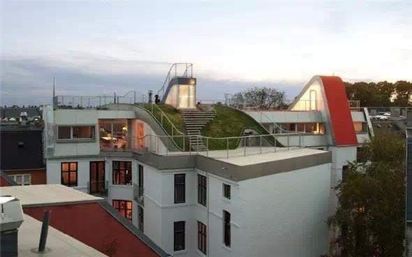 (转载)神奇的屋顶 - 点点流光 - 点点流光