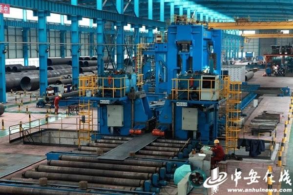 钢结构机械车库图片