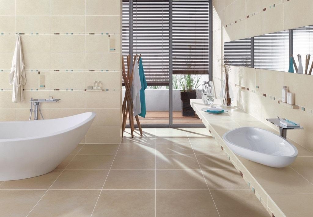 卫生间装修设计 卫生间瓷砖设计选购图片