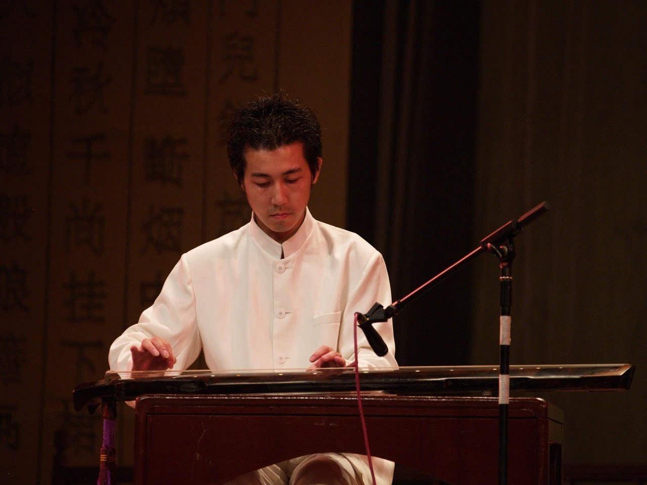 南京青年古琴演奏家凭国风二次元项目获6300万投资