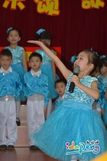 """大鹏新区幼儿园""""童星齐声欢乐颂""""歌唱比赛圆满结束"""