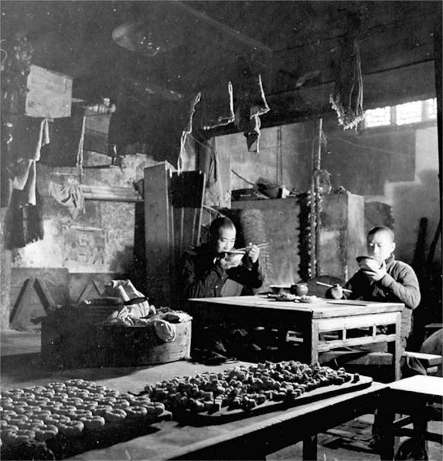 老照片图集:老北京的小吃