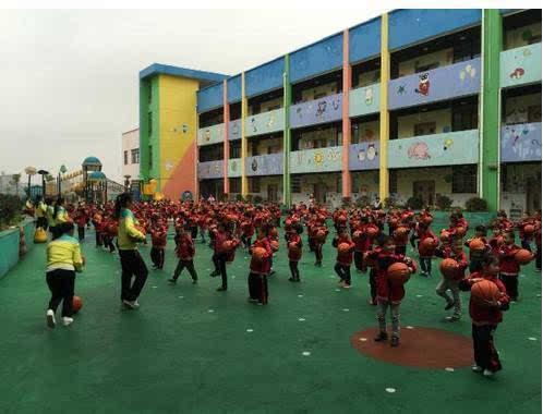 """为丰城市曲江中心幼儿园拒绝""""小学化""""点赞"""