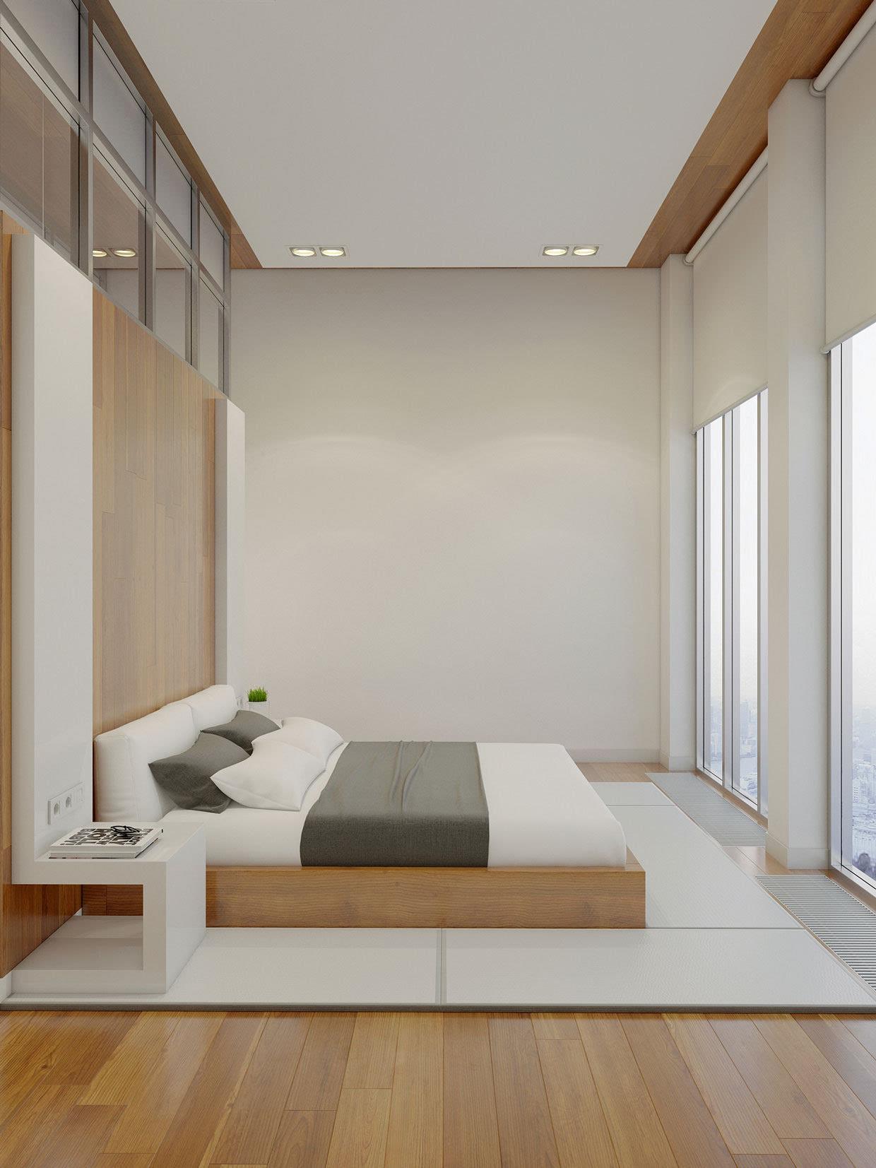 三室两厅创意装修图片_日式禁欲系