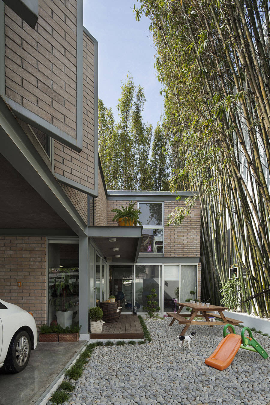 田园别墅设计图 感知房子原始魅力