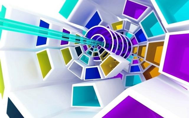 三维创意设计桌面壁纸