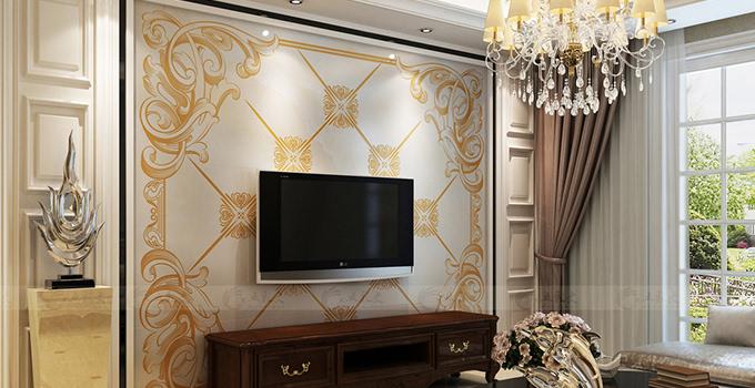 10款美爆了的欧式客厅装修效果图