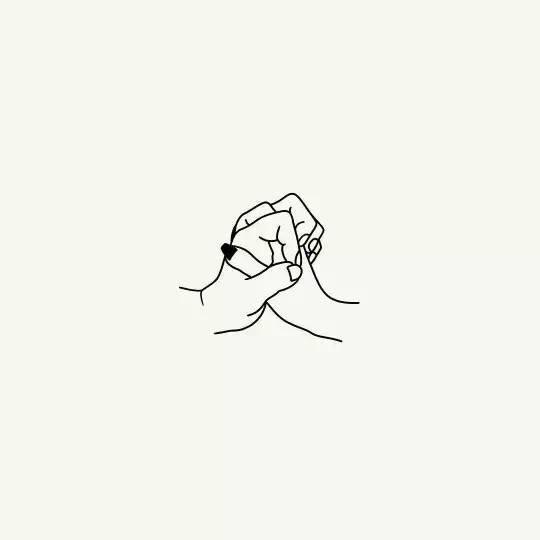 爱情小图案 手绘