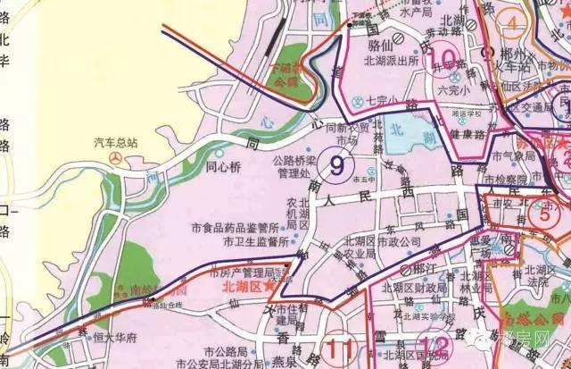 郴州最新读者划片作文看这里(划片内含区域全初中初中住房素材图片