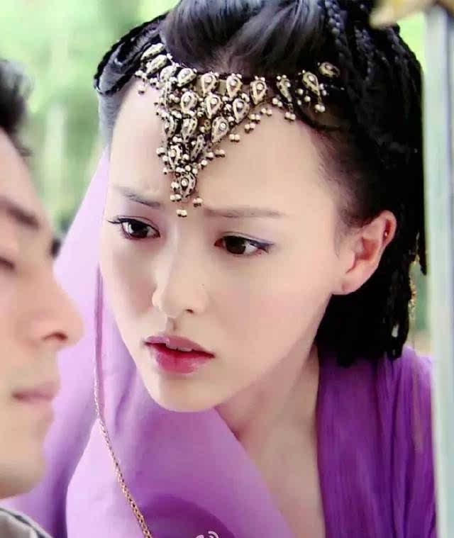 赵丽颖 郑爽谁是你心中的古装女神?