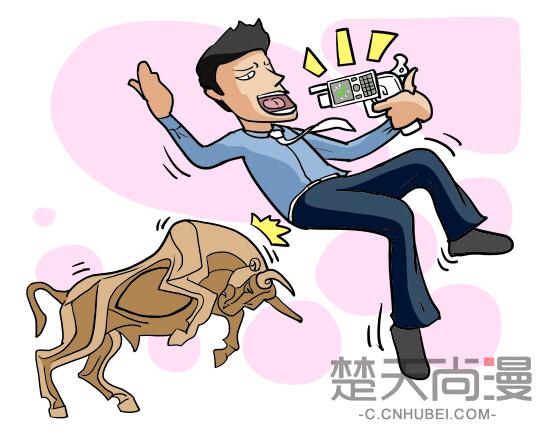 美专家:手机致癌风险不及牛肉