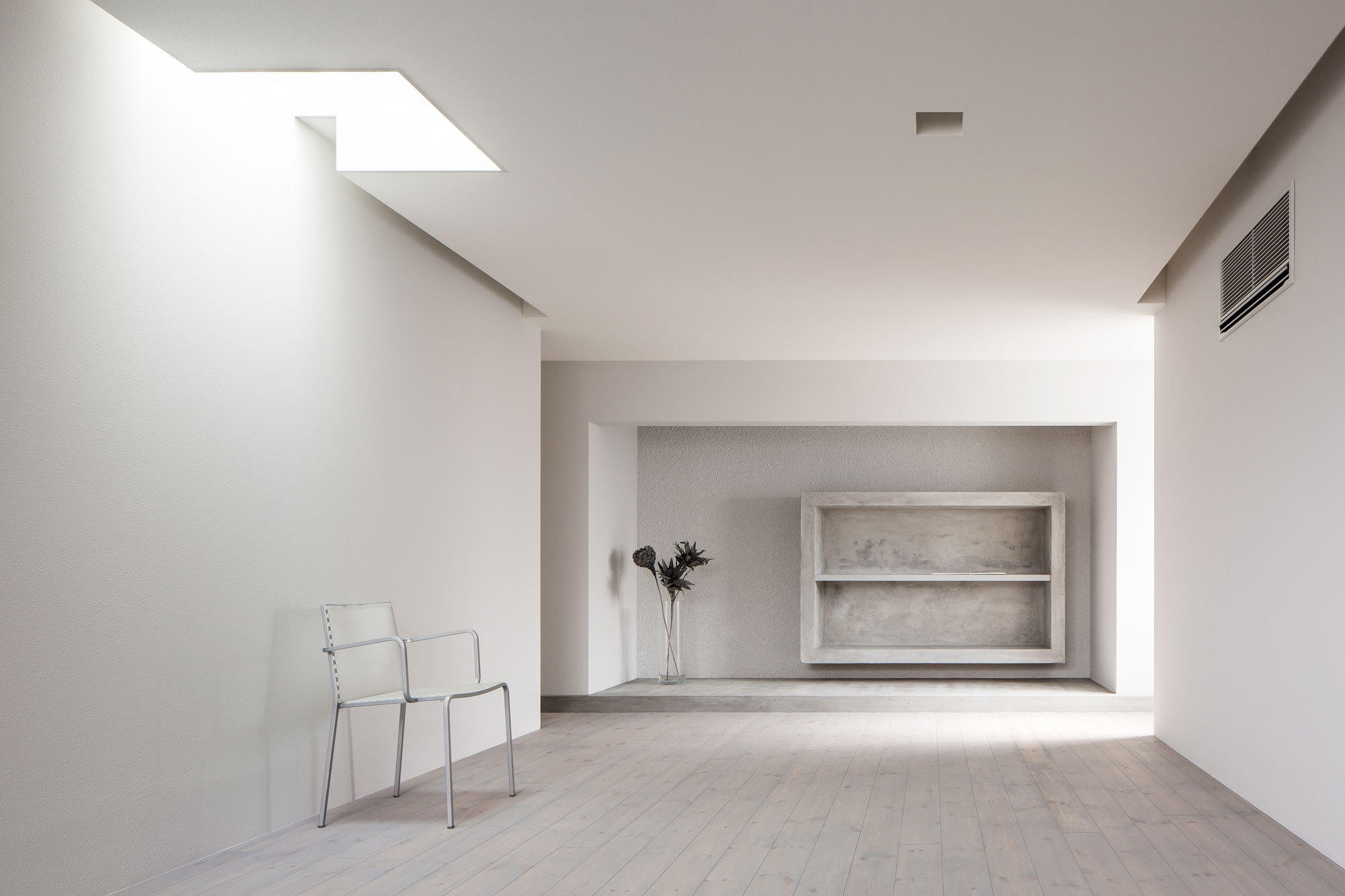 温馨酷劲并存_极简主题风格室内装修