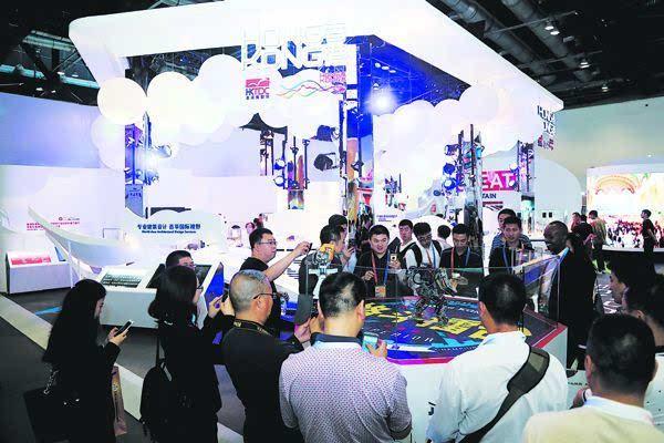 京交会催化传统产业创新提速图片