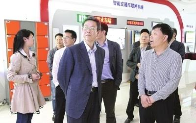 员张国安 在全国的智能化交通领域,活跃着天迈科技(831392)这支劲旅