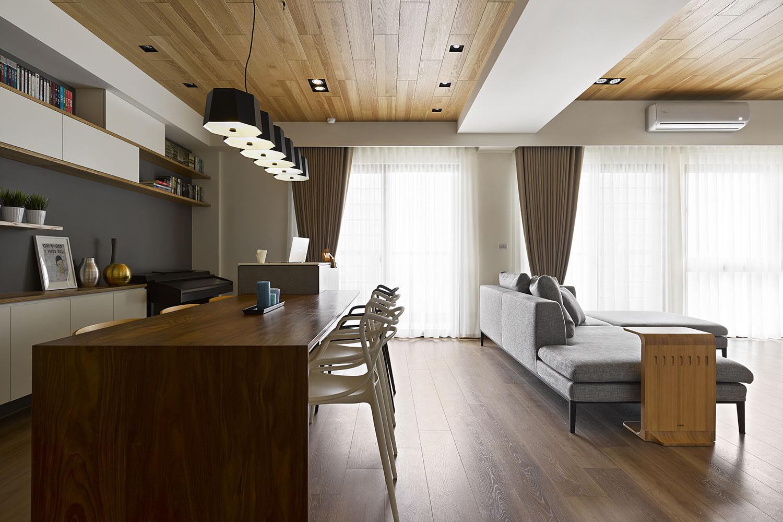 新中式建筑室内软装_中国人的审美情趣图片