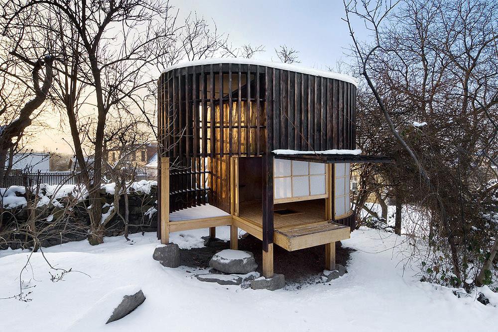 日式风格室内设计图_茶与禅意