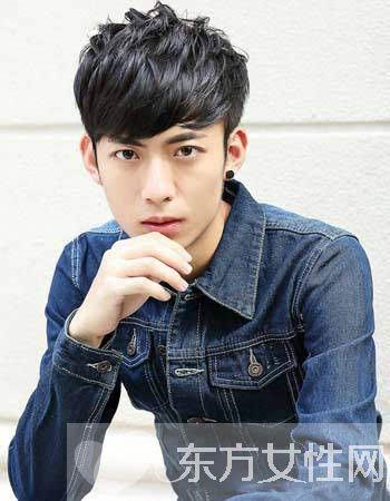 韩式男士短发潮流发型 轻松打造最潮韩范图片