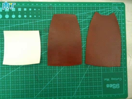 教你制作精美创意的手工diy皮革钥匙包详细步骤