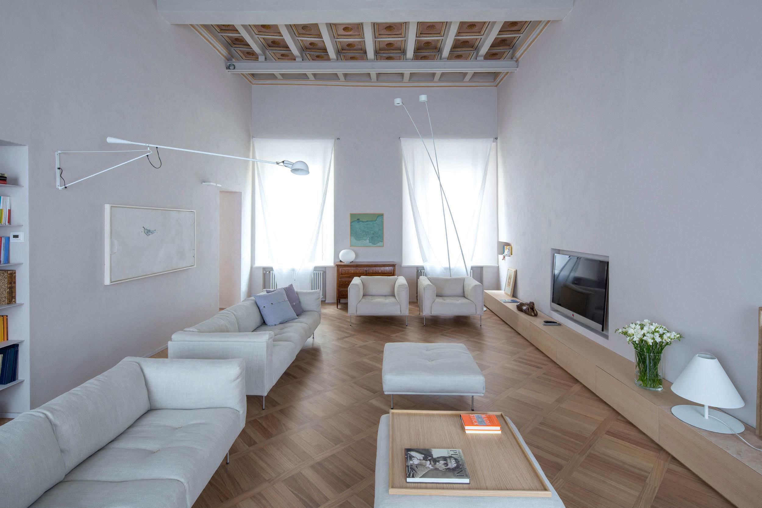 一室一厅装修图片_生活的美好