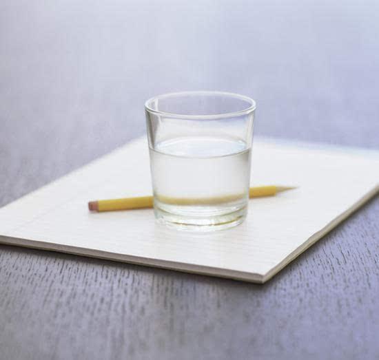 素描教程步骤图解水杯