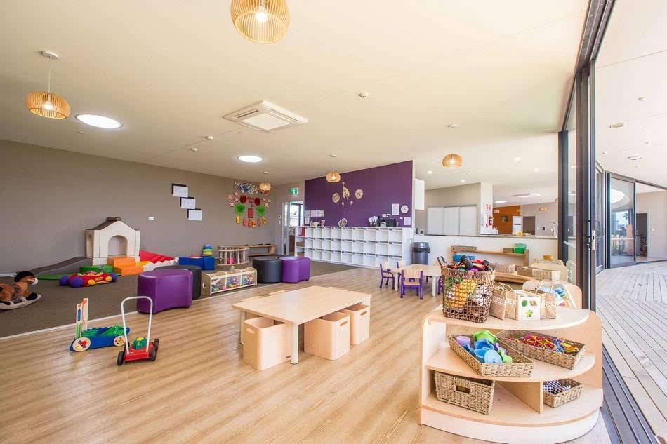 幼儿园室内设计图片 小朋友的缤纷世界