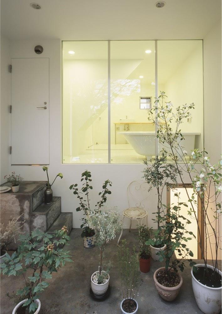白之禅意 经济型别墅设计装饰