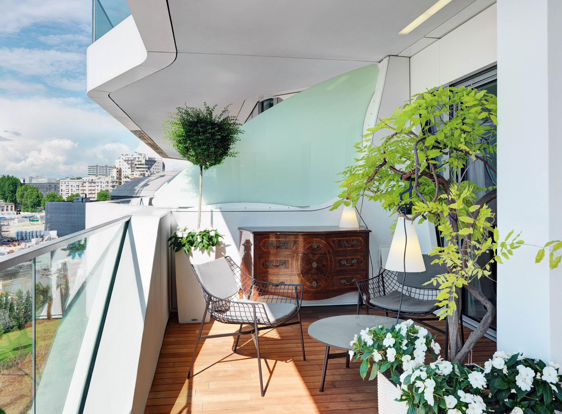 室内植物_让样板房的设计充满绿意