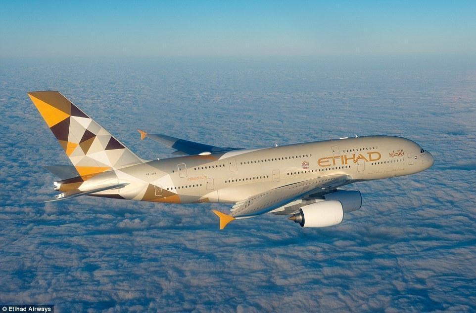 阿联酋航空公司推出世界上最贵机票
