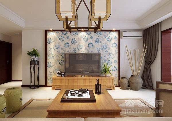 客厅电视背景墙颜色风水 不容忽视的朝向搭配